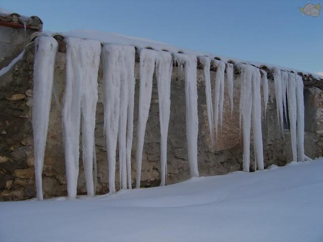 Chuzos de invierno