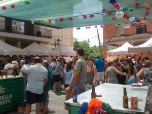 Fiesta Flamenca en Nerpio