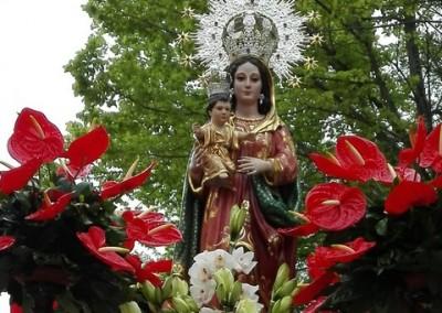 Fiesta patronales de la Virgen de la Cabeza Nerpio