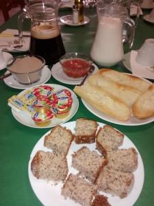 Desayuno Nogales