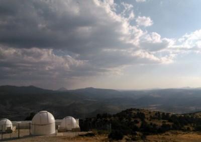 Observatorio astronómico. ASTROCAMP