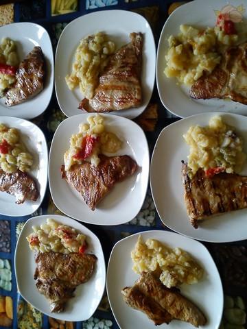 Comida Hostal-Restaurante Nogales Nerpio