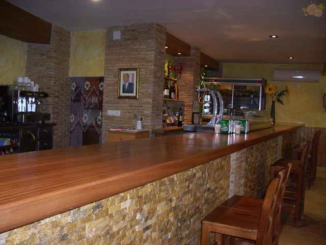 Barra Hostal-Restaurante Nogales Nerpio