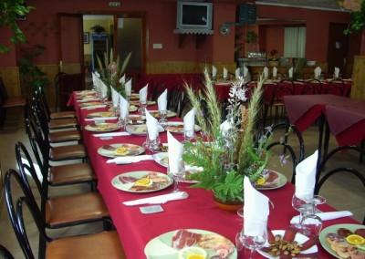 Comedor Hostal-Restaurante Nogales Nerpio